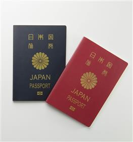Passport for five years, ten years