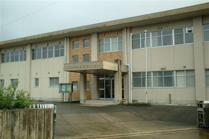 佐贺县精神保健福利中心外观