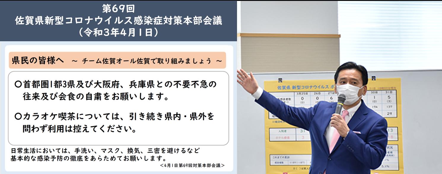 佐賀 県 コロナ ウイルス 感染 者 速報