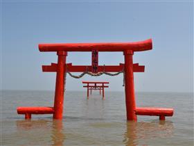沖之神への参道3