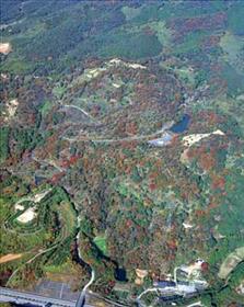규슈 산 생활 환경 보전 숲