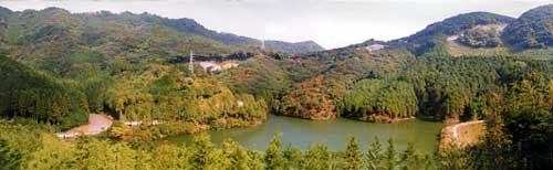 가시와산 생활 환경 보전 숲