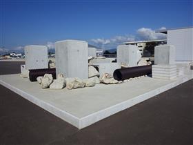 와륵하 구조 훈련 시설