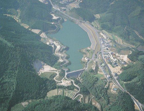 平木场水坝