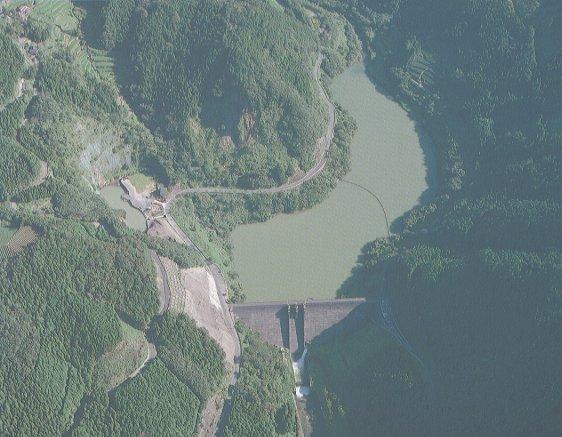이와야가와치 댐