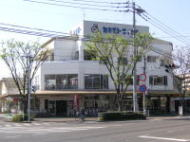 Sekimoto cycle store photograph
