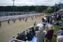 Athletic meet out of Koizumi