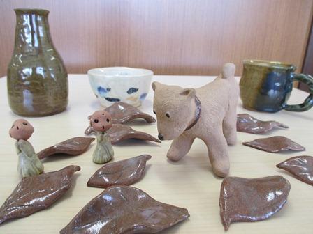 地域活动(陶器艺术)的作品