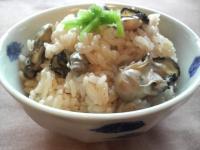 牡蠣飯圖片
