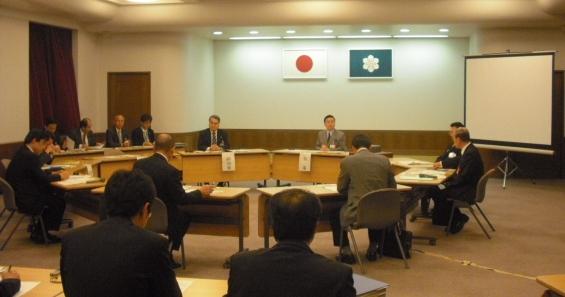 제1회 사가현·이치쵸 행정 조정 회의
