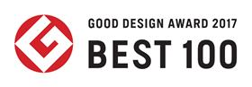 good design 100 logo