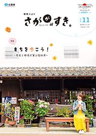 November, 2018 issue cover