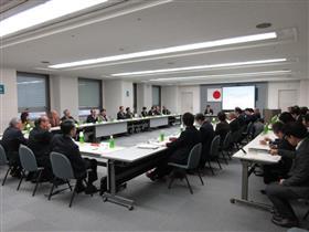 玄海核電廠的對再生產廣泛地聽意見的委員會