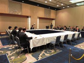 겐카이 원자력 발전소의 재가동에 관해 널리 의견을 듣는 위원회(제3회 · 오전의 부)