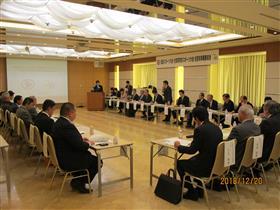 第8次常任委員會會議的樣子