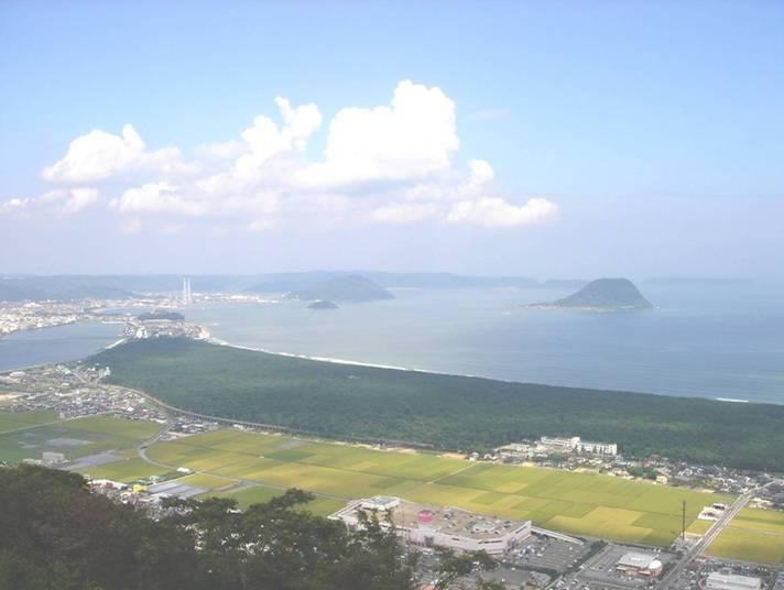 鏡山的照片