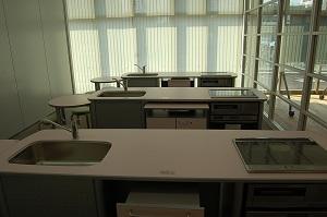 烹調實習室照片
