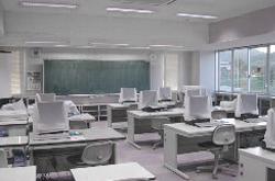 建築設計科CAD室