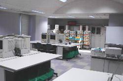生產技術科控制實習室